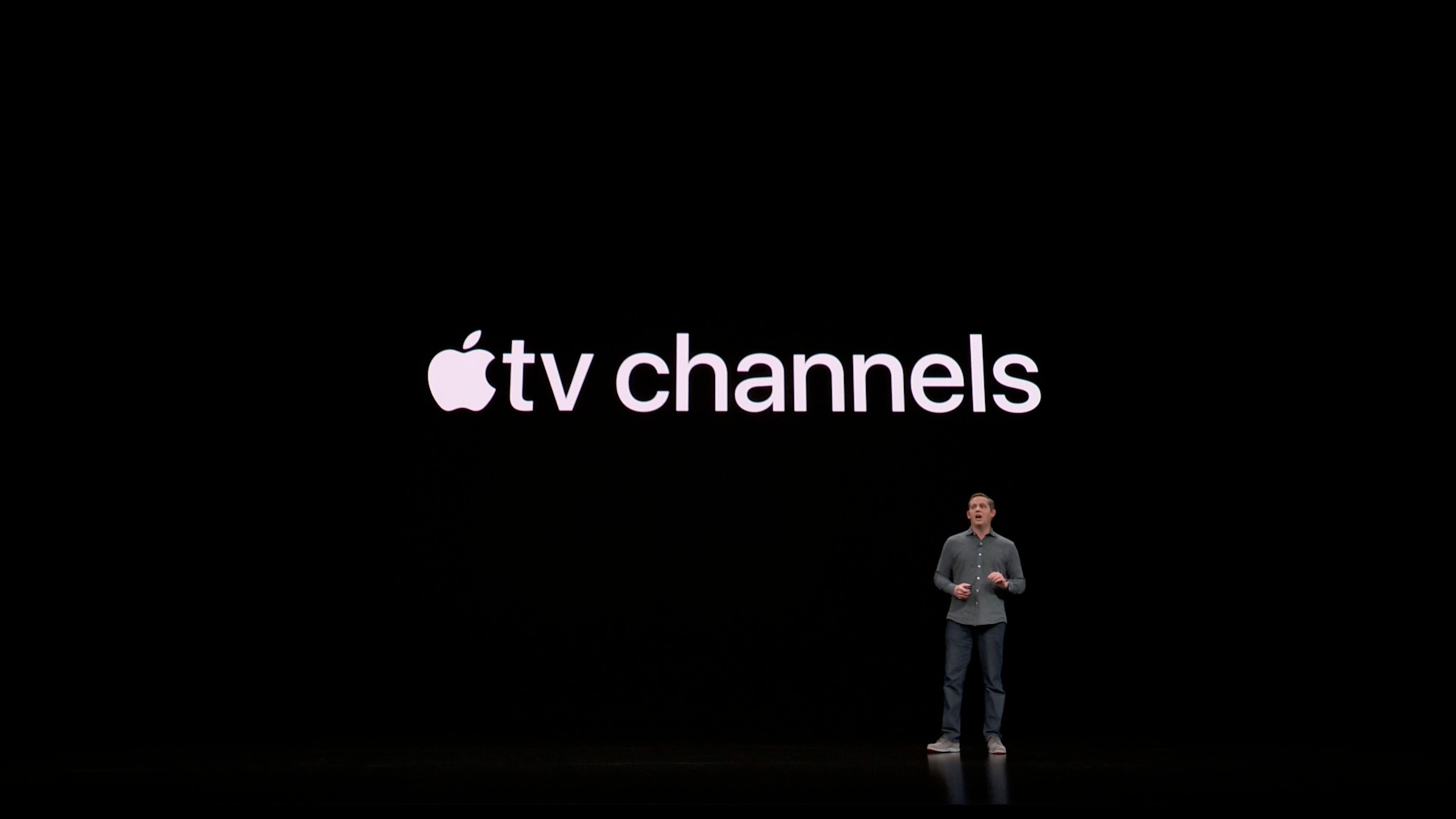 Apple TV Channels streaming service is here and wants to