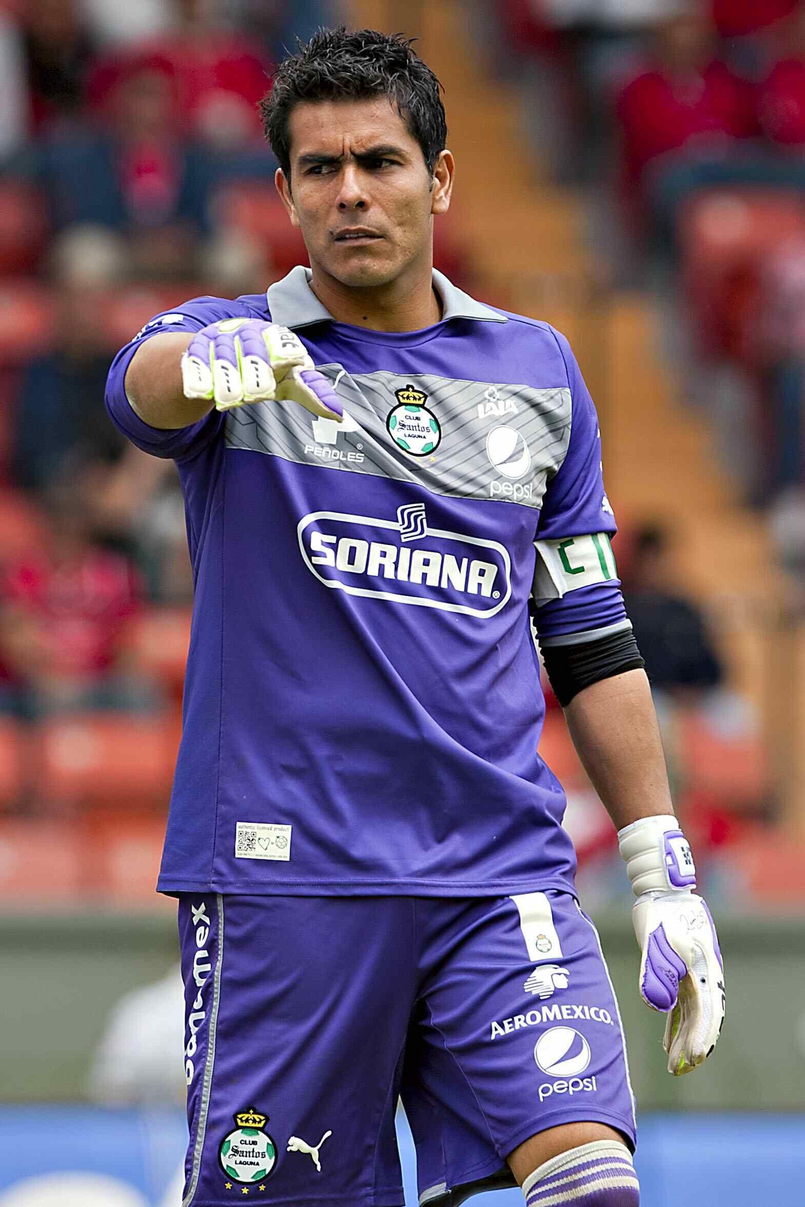 Sí, voy Santos para la final, porque ahí juega Oswaldo