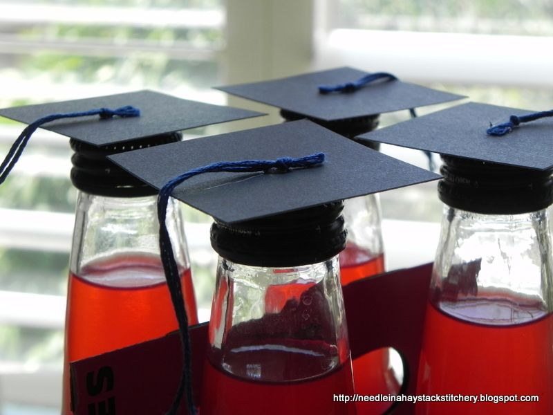 Needle in a Haystack: Hats Off to our Graduates! A Simple and Inexpensive Graduation Gift Idea