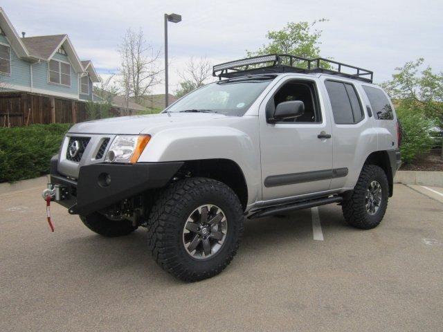 Boulder Ironworx - Front Bumper