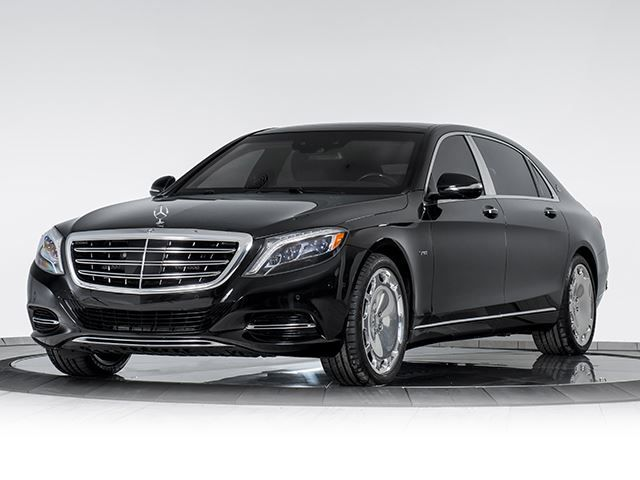 Introducing the First Armored Mercedes-Maybach S600. INKAS, a tuning ...