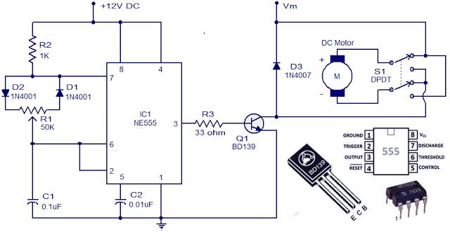 Schematics Diagrams Motor Speed Control Triac Schematic