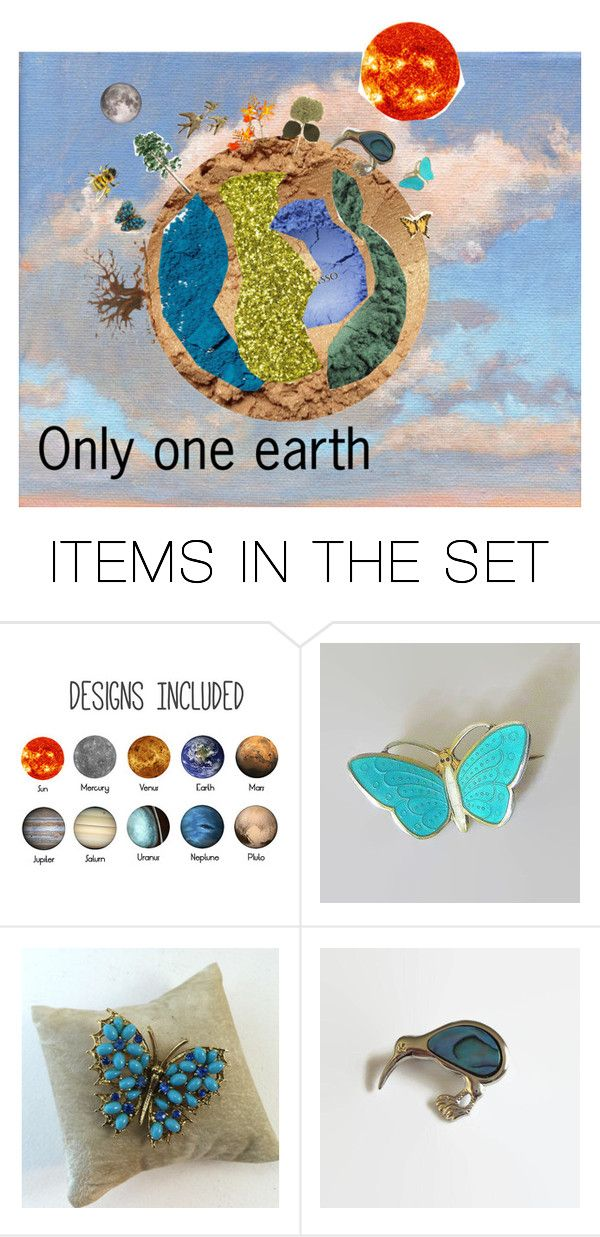 Only one earth by underlyingsimplicity on Polyvore featuring art