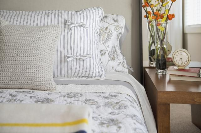 When To Wash Your Sheets Blankets Pillows And Other Bedding Airy Bedroom Home Decor Clean Bed