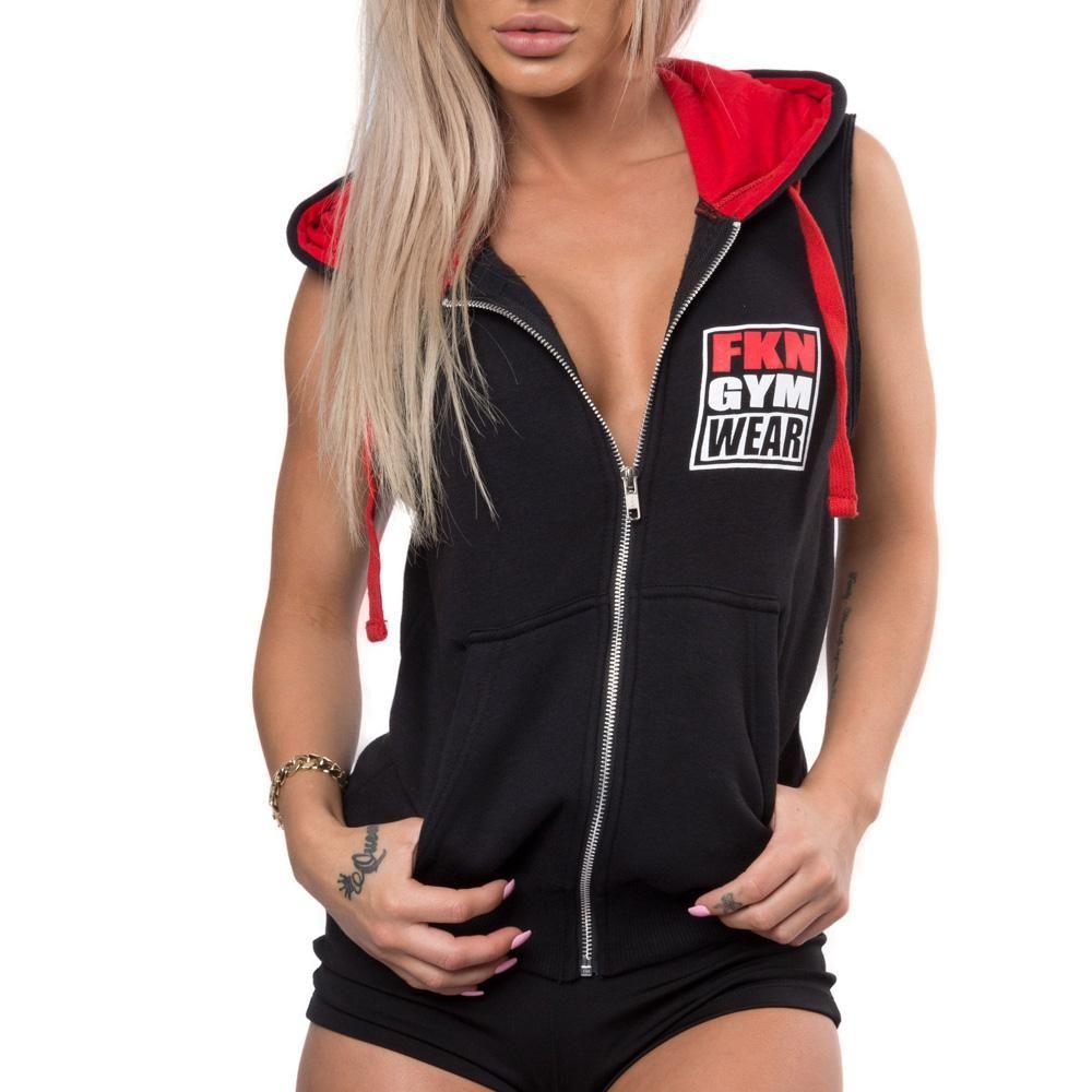 fad358c8 FKN Gym Wear FKNLIFT Sleeveless Hoodie - Khaki | Sleeveless Hoodies |  Sleeveless hoodie, Gym wear, How to wear