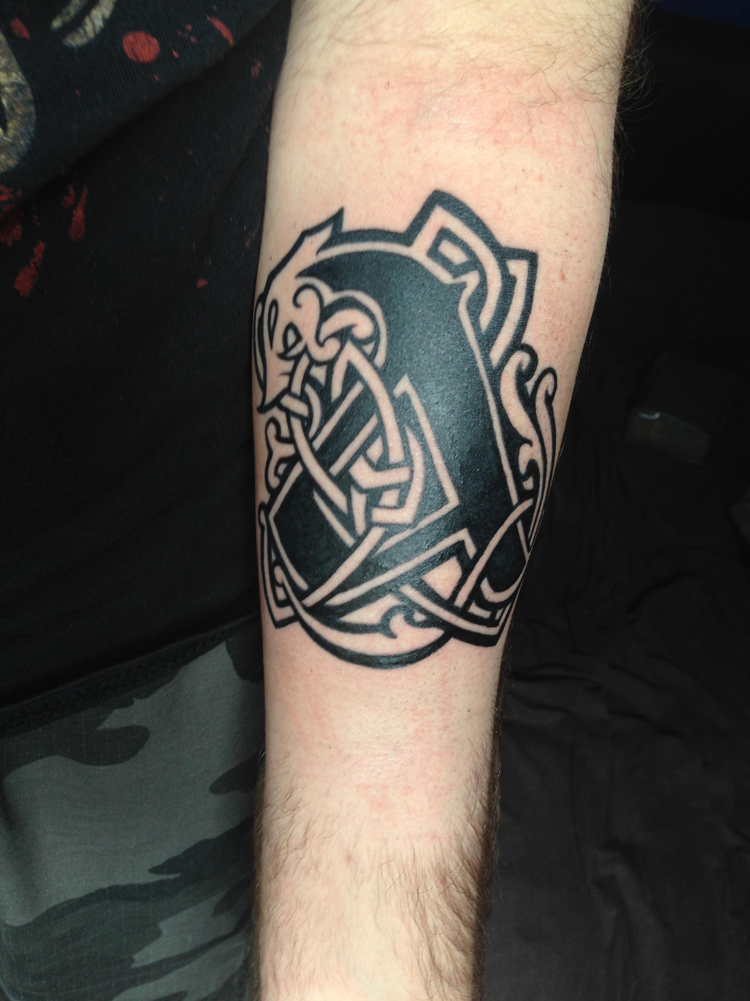 amon amarth tattoo - Google zoeken | Nordic tattoo