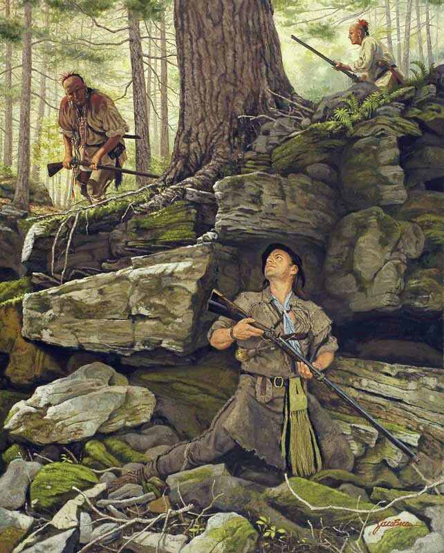Indian Wilderness Survival Skills: Out Foxing The Natives
