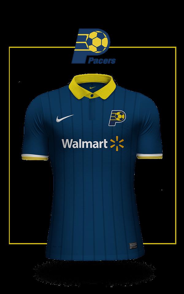 Camisas de futebol das equipes da NBA feitas pela Nike  011f900fb5507