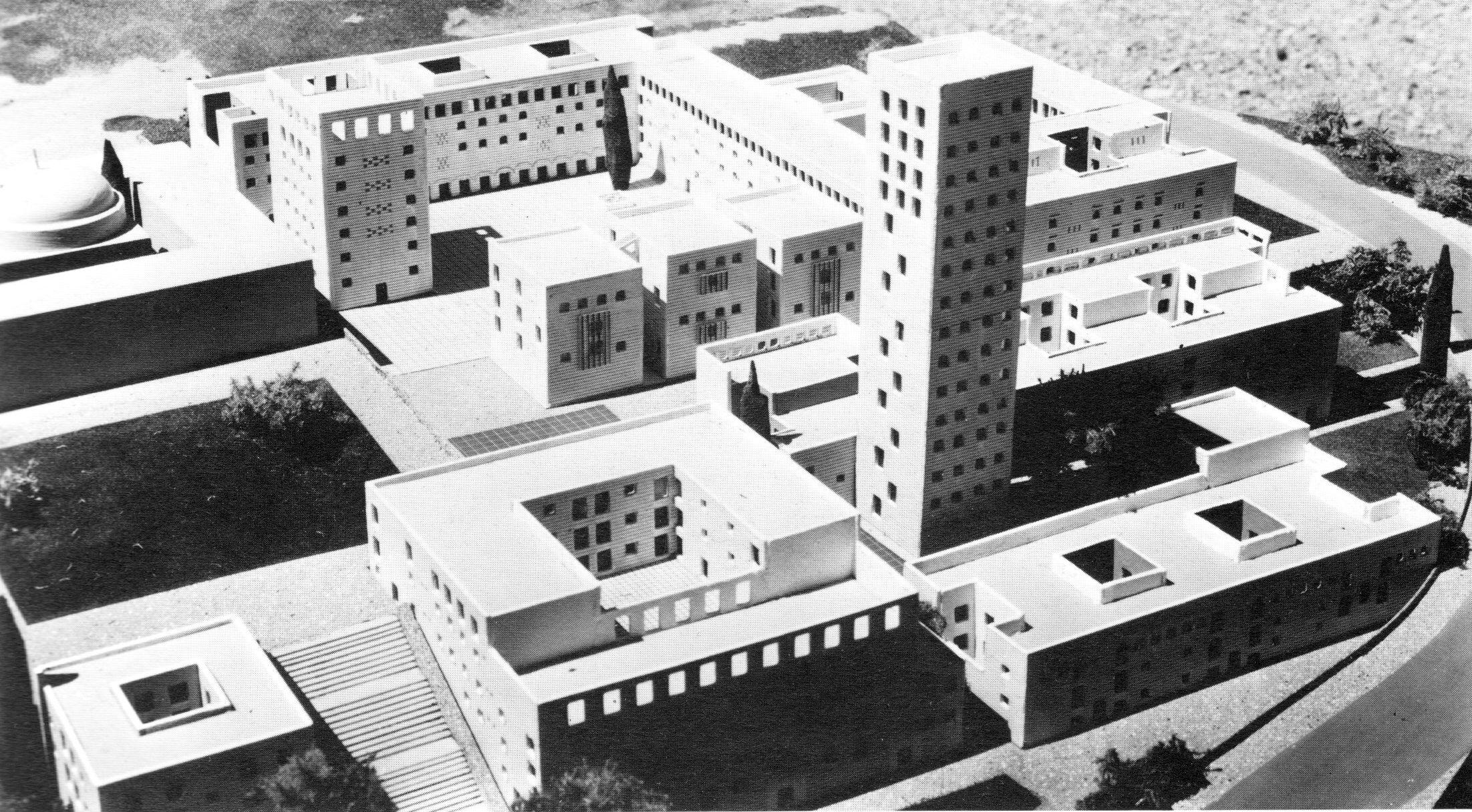 Climat De France Algiers Algeria Fernand Pouillon Urban Planning