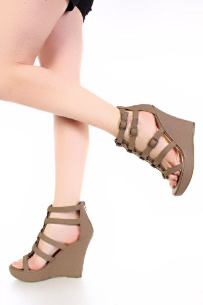 3 Inch Wedge Heels