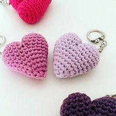 Fée Du Tricot Adorable Coeur Tuto Inside Amigurumis