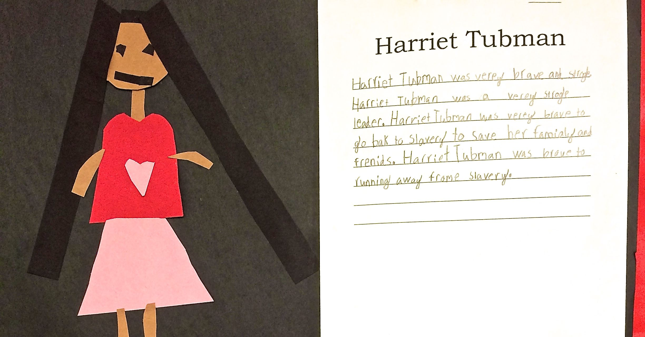 Learning About Harriet Tubman Teacher Tested Ideas