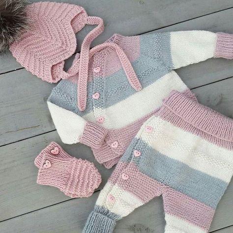 Photo of Gehäkelte Babywestenmodelle
