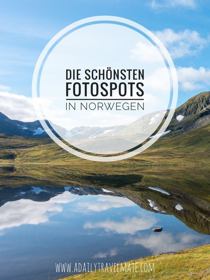 Norwegen Reise – 5 fantastische Fotospots in Norwegen   a daily travel mate