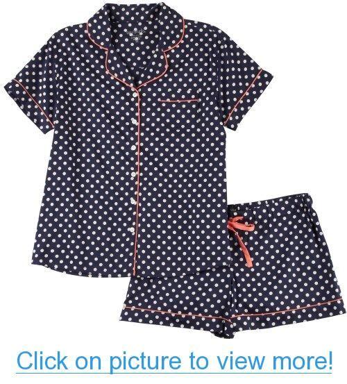 Bay Studio Jumping Stars Dot Boxer Pajama Set