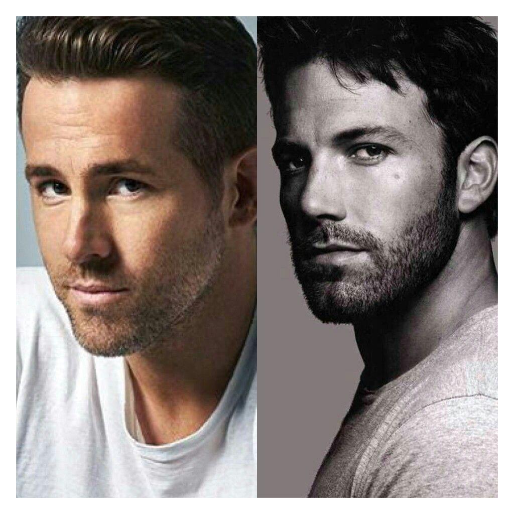 Ryan Reynolds And Ben Affleck Ryan Reynolds Ben Affleck Handsome
