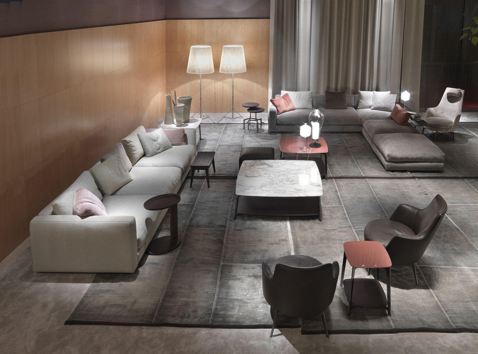 FLEXFORM Showroom Cologne 2014, Pleasure Sofa