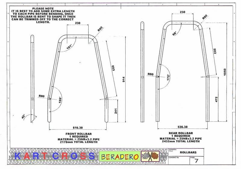 Projeto Kart Cross Pag 021 Jpg Con Imagenes Areneros Buggies
