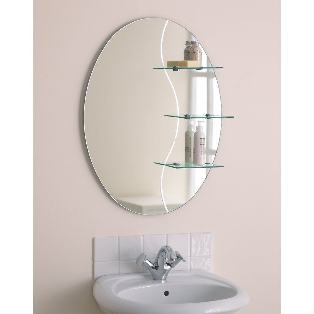 Bathroom Mirror Designs How To Choose An Oval Mirror For Your Bathroom Pertaining To How