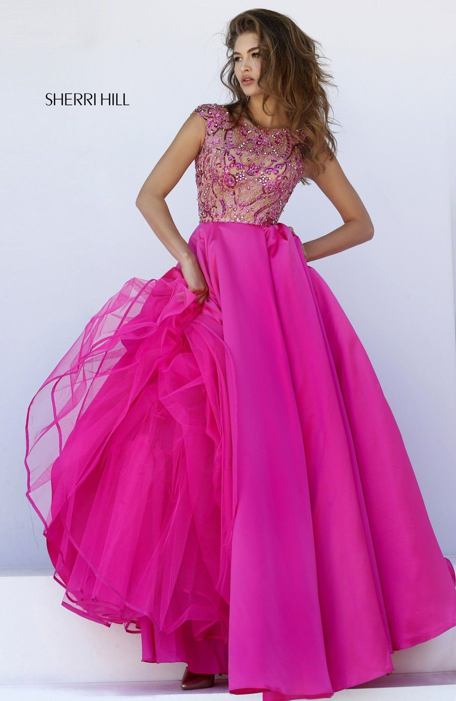 66b829e3d4c Sherri Hill 32359 Dress in 2019