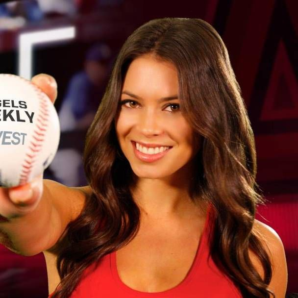 The Most Beautiful Female Sports Reporters Of All Time Sports Women Sports Female