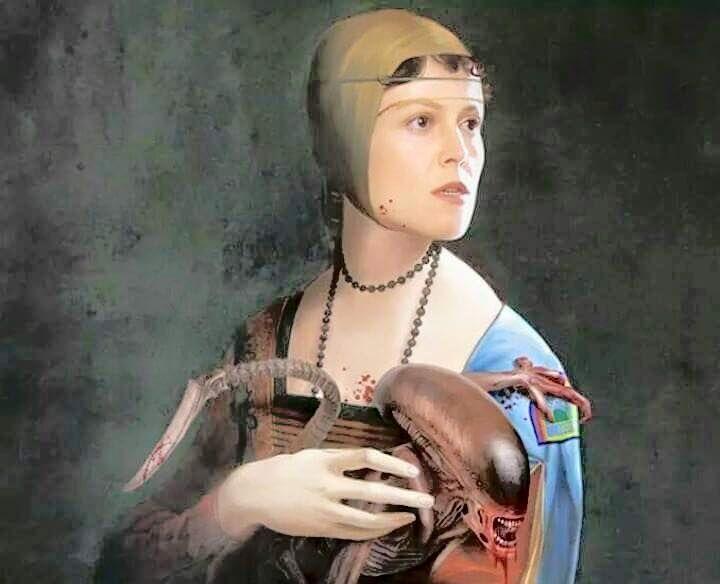 Ellen Ripley by YoungRascal