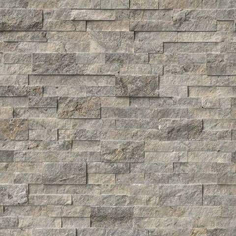 Tuscany Scabas Travertine Panel 6x24 Ledger Stone Panels