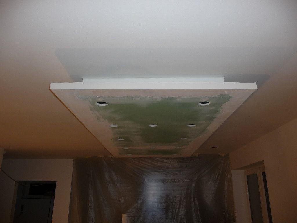Decke Abhängen Mit Dachlatten & Gipskarton - So wird es gemacht ...