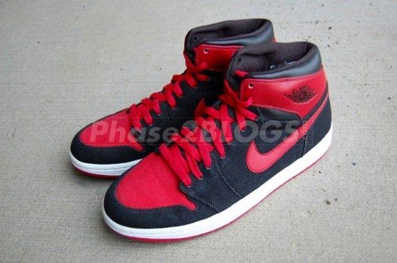 air jordan 1 high bred leather canvas sample 06 570x379 Air Jordan 1 High  Bred Leather f502785f4548