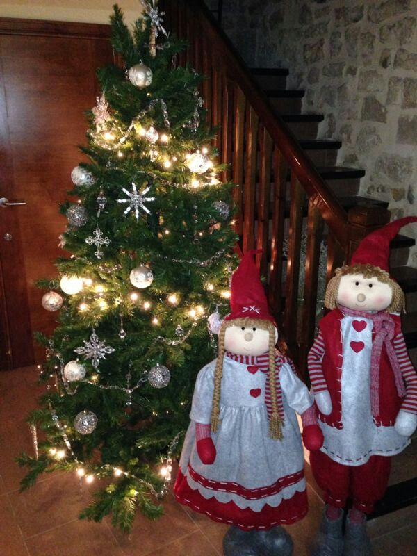 Arbol de #navidad #cretas #queretes #teruel #aragon