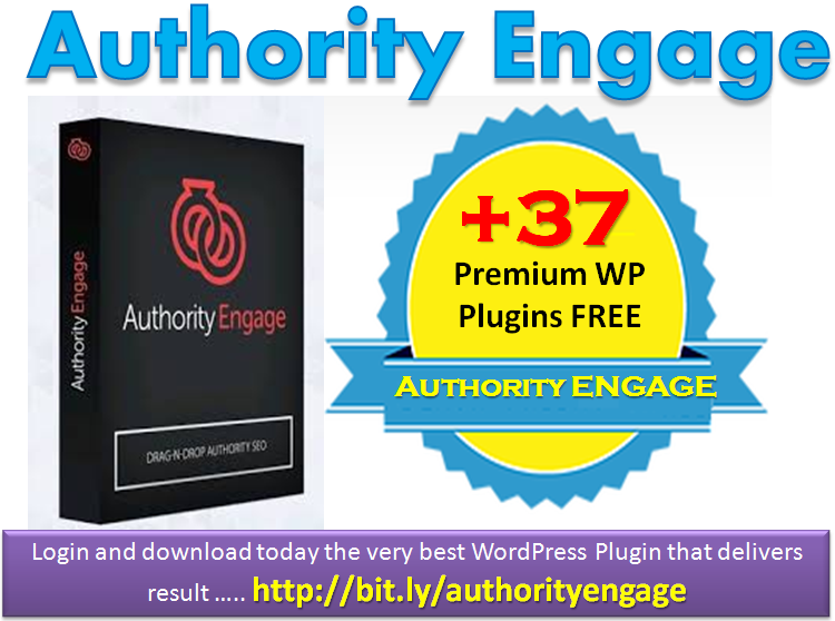 DRAG N' DROP Turn Any Website into An Authority Site That Snatches #1 Google Rankings Automatically in ONE Click – It's That Simple! Traffic Generation Is Now Drag n' Drop Easy, We're Talking Automation here baby… watch this video! Get It here Today http://bit.ly/authorityengage