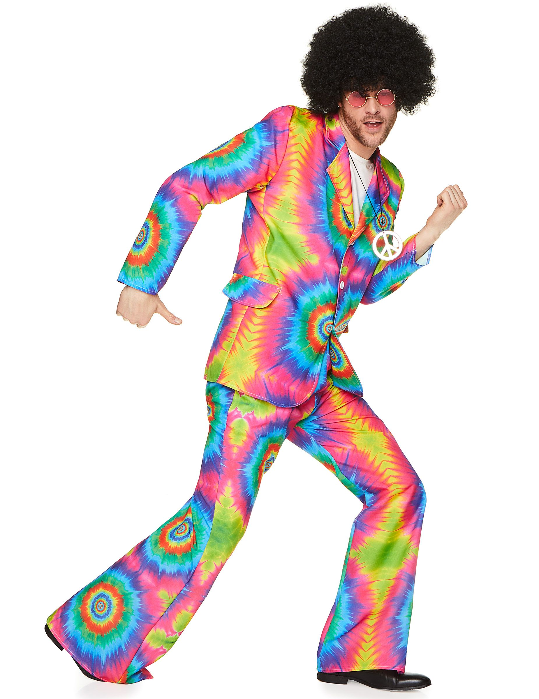 e7afbc58f Hippie psychedelic costume for men in 2019 | costumes | Disco ...