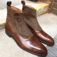 04 Men S Boots 39 0905 Mofylook Boots Men Mens Leather Boots Boots