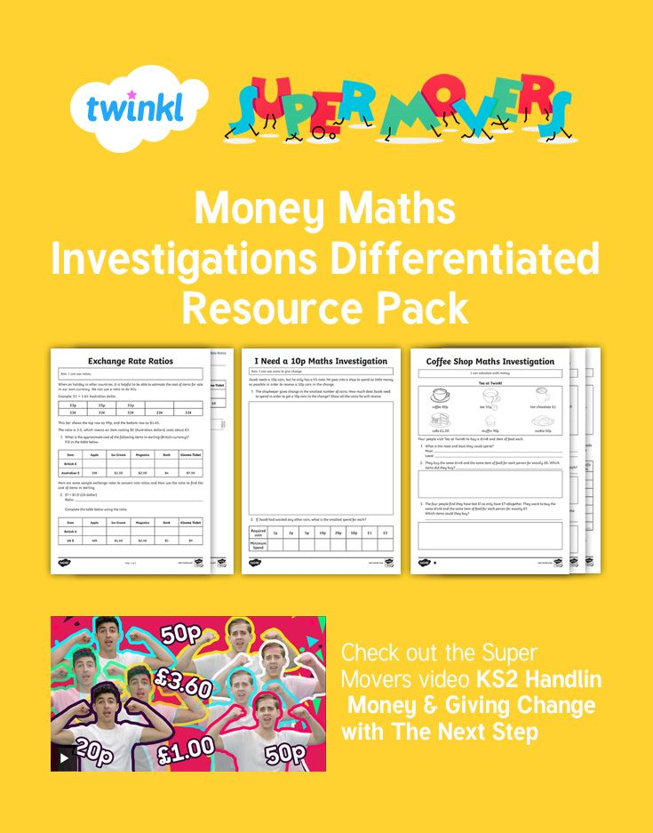 ks2 handling money giving change with the next step twinkl and super movers maths. Black Bedroom Furniture Sets. Home Design Ideas
