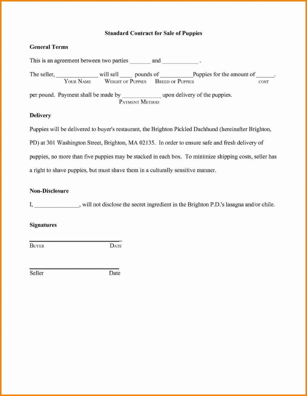 Template Ideas Agreement Between Two Parties For Money Best Of ...
