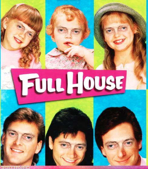 The Full House Cast With Steve Buscemi Eyes Full House Full House Dvd 90s Tv Shows