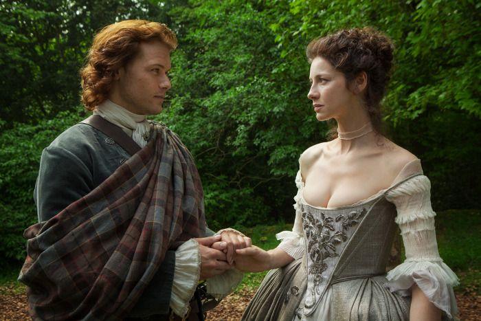#outlanderwedding #JamieFraser #ClaireFraser