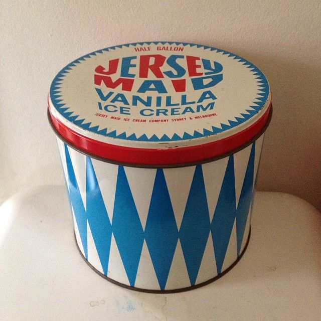 Jersey Maid Ice Cream Can It Pinterest Class