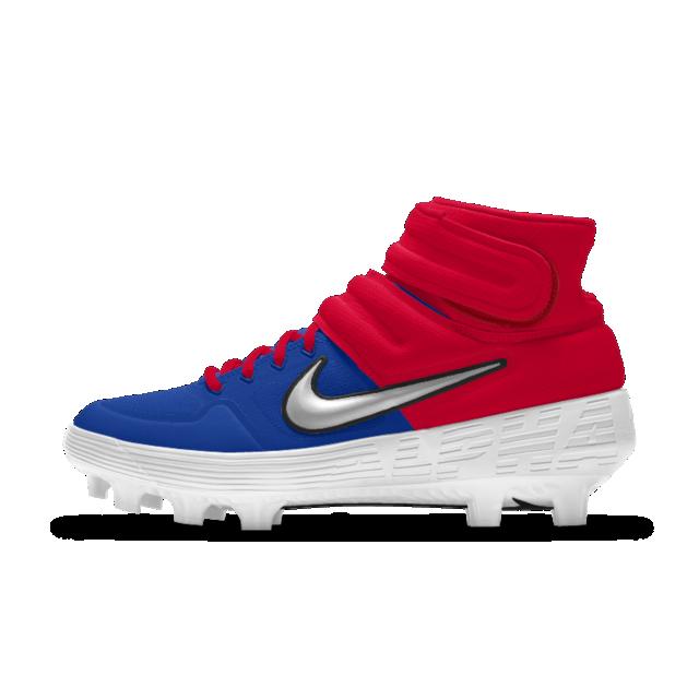 Calzado de béisbol personalizado Nike Alpha Huarache Elite 2