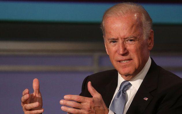 Vice President Joe Biden ... he still could be #45...