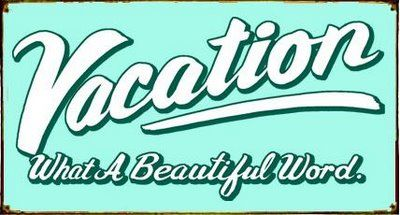 Vacation Signs Images