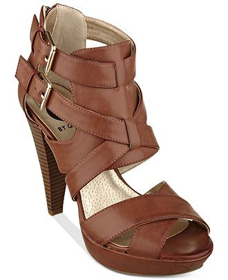 7bf199689dae G by GUESS Women s Dixie Platform Sandals - Sale   Clearance - Shoes -  Macy s