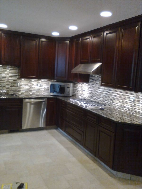 Best This Is Almost The Flip Of Our White Kitchen With Dark 400 x 300