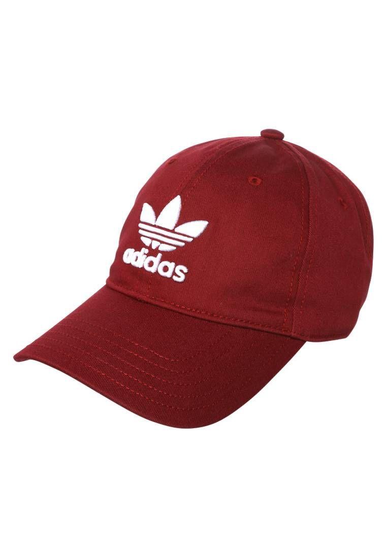adidas Originals. TREFOIL - Cappellino - dark red. Avvertenze Non asciugare  in asciugatrice ea2282545a3f