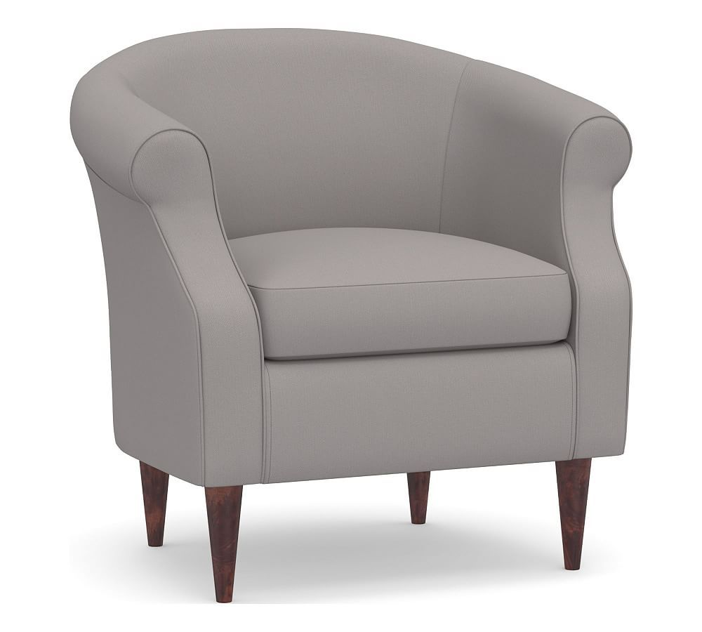 Swell Soma Lyndon Upholstered Armchair Products Upholstered Caraccident5 Cool Chair Designs And Ideas Caraccident5Info