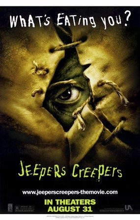 Jeepers Creepers Music And Movies Pinterest Peliculas Y Cine