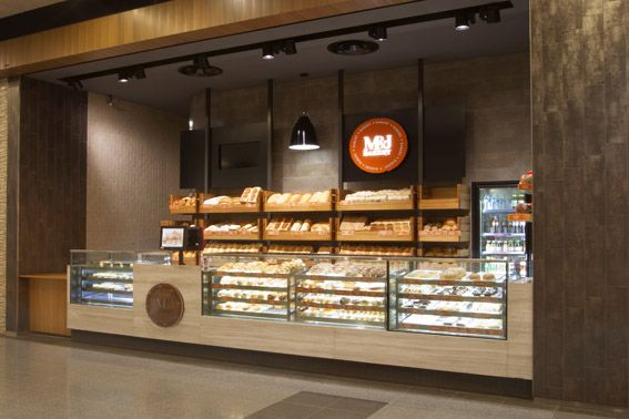 Lovely New Bakery Interior Design With Our Latest Completed Project M J Bakery  Located In Stockland S