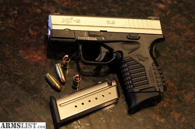 Springfield xds 9mm bitone with the pearce grip extension it guns sciox Choice Image