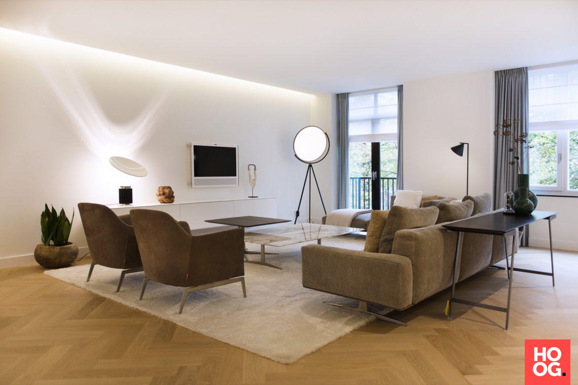 Novalis o exclusieve design interieurs modern interieur met
