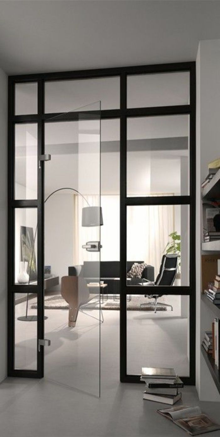 53 photos pour trouver la meilleure cloison amovible cloison amovible ikea porte en verre et. Black Bedroom Furniture Sets. Home Design Ideas